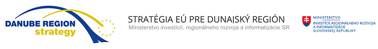 Stratégia EÚ pre Dunajský región